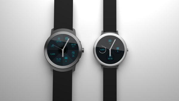 Смарт-часы Google