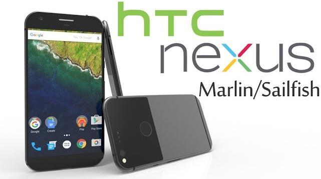HTC Sailfish и Marlin