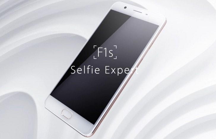 Смартфон OPPO F1s с16-мегапиксельной селфи-камерой представлен официально