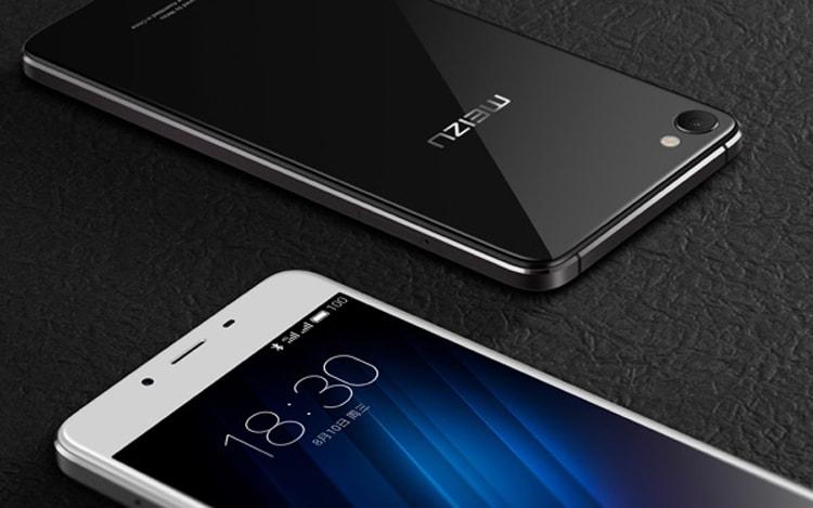Meizu представила два новых телефона