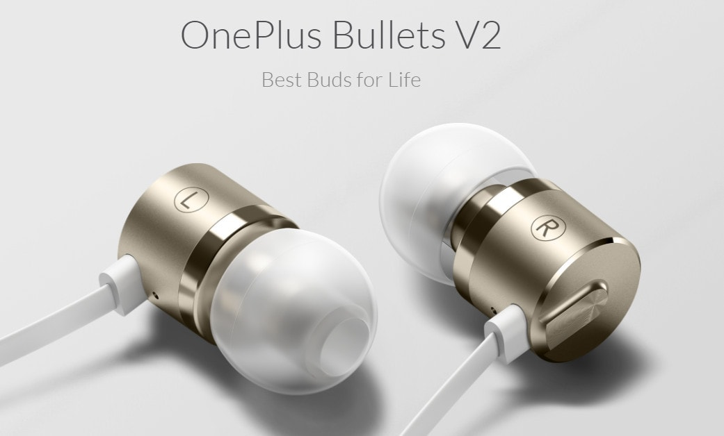 OnePlus Bullets V2