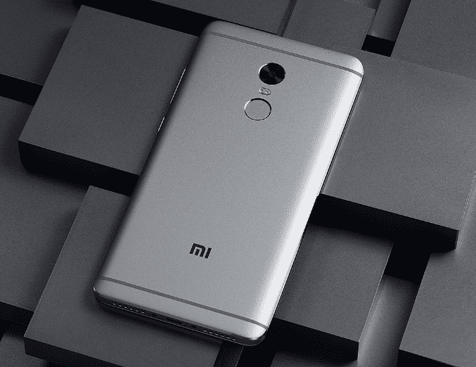 камера Xiaomi Redmi Note 4