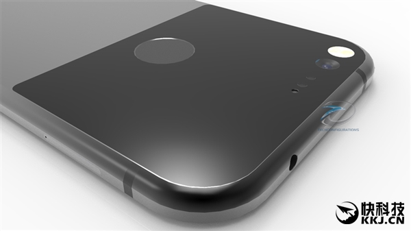 Nexus Sailfish сканер отпечатков