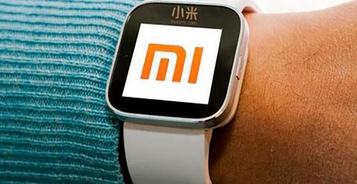 часы Xiaomi