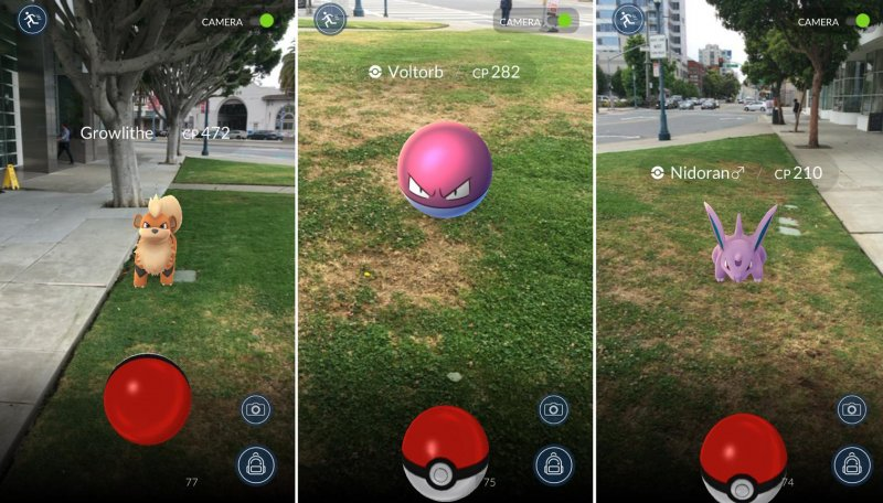 Обзор Pokemon GO
