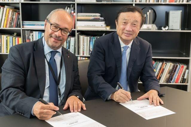 Huawei иLeica будут совместно разрабатывать камеры для телефонов