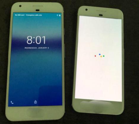 Pixel XL White