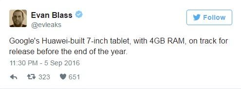 Pixel tablet
