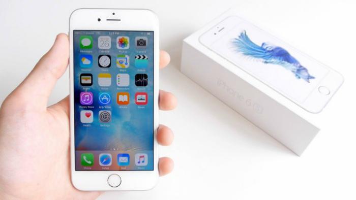 IPhone 6s признан наиболее популярным телефоном вмире