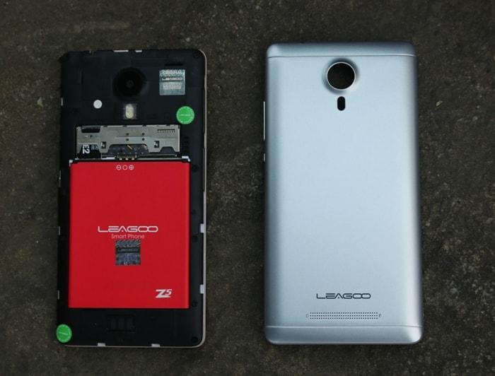 Батарея Leagoo Z5
