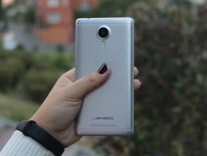 Leagoo Z5 камера и динамик