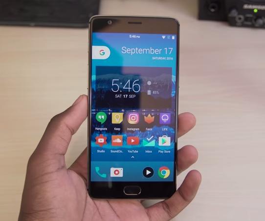 CyanogenMod 14 на OnePlus 3