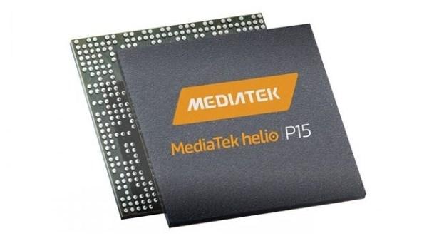 Анонсирован 8-ядерный чипсет Mediatek Helio P15