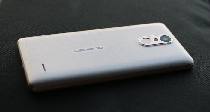 Leagoo M5 задняя крышка