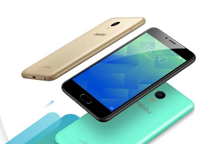 Meizu анонсировала бюджетный смартфон M5