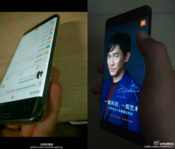 Xiaomi Mi Note 2 на фотографиях