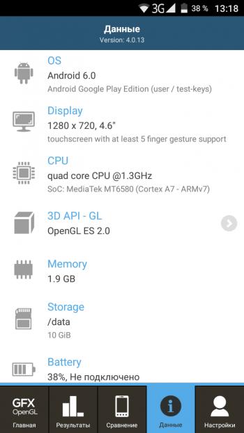 Процессор Android