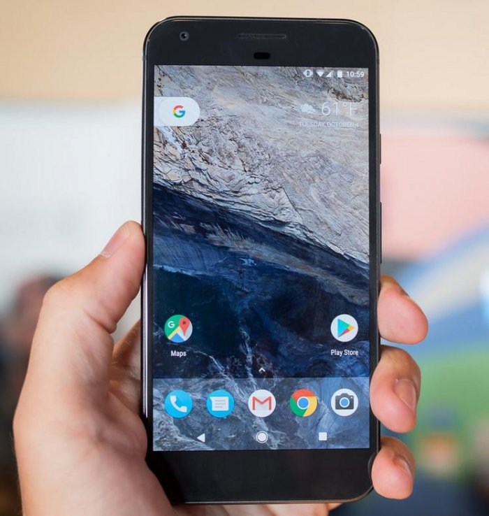 Фото Google Pixel
