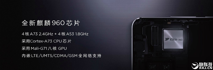 Meizu Pro 7 c Kirin 960
