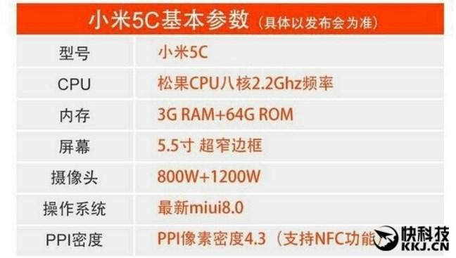 Новый смартфон Xiaomi получит процессор собственного производства