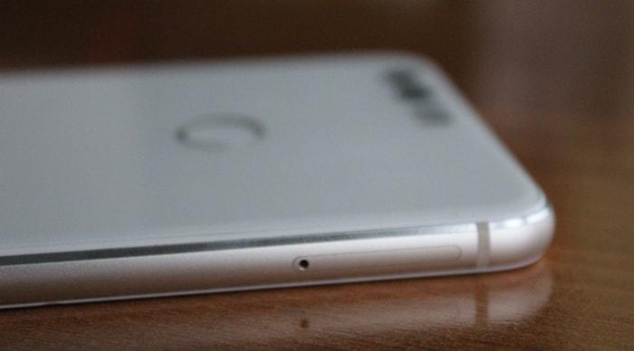 Honor 8 слот для SIM-карты