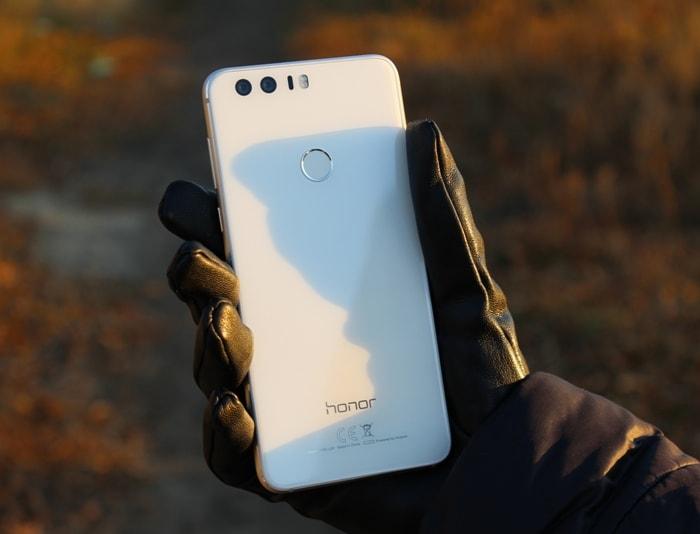 Honor 8 задняя панель