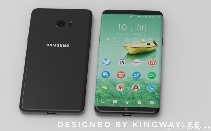 Самсунг Galaxy S8 будет еще на20% дороже?