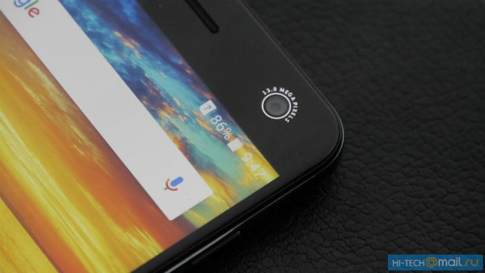 ZTE представит наCES 2017 Android-смартфон Blade V8 сдвойной камерой