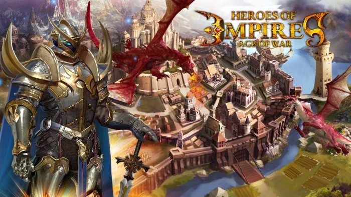 Heroes of Empire: Age of War
