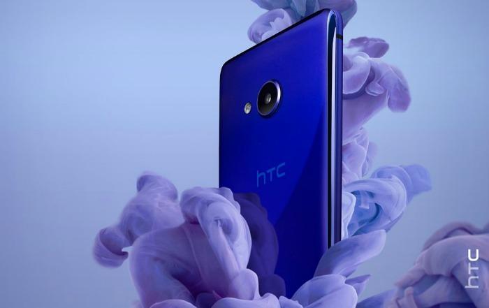 HTC представила флагманский смартфон с 2-мя экранами