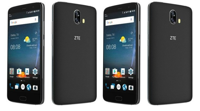CES 2017: общедоступный ZTE Blade V8 тоже получил двойную камеру