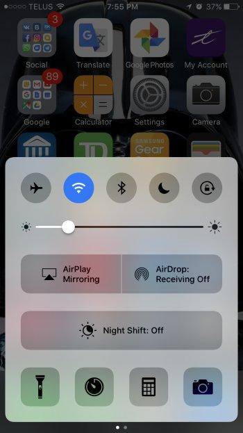 3D Touch на iOS 10