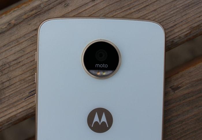 Камера Moto Z Play