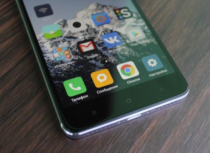 Батарея Redmi Note 4