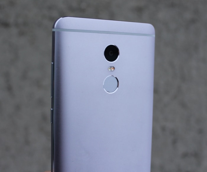 Камера Xiaomi Redmi Note 4