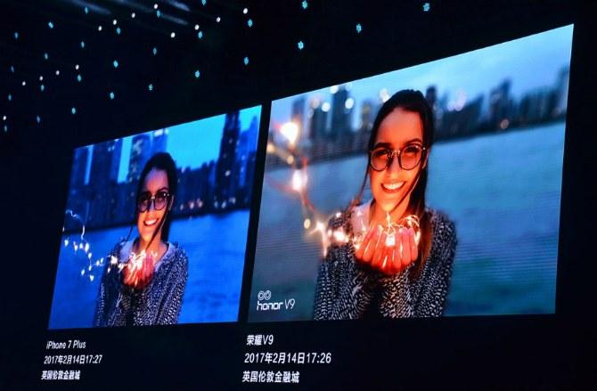 Официально анонсировали Honor V9 с3D-моделирующей камерой