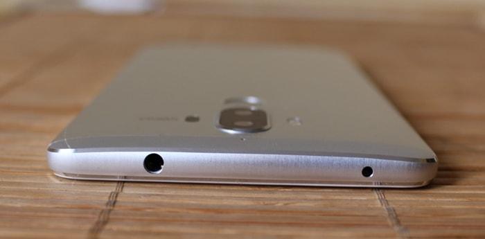 Разъем 3,5 мм в Huawei Mate 9