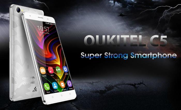 Oukitel C5