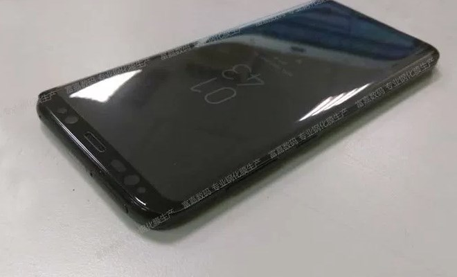 Напросторах сети интернет появились изображения Самсунг Galaxy S8