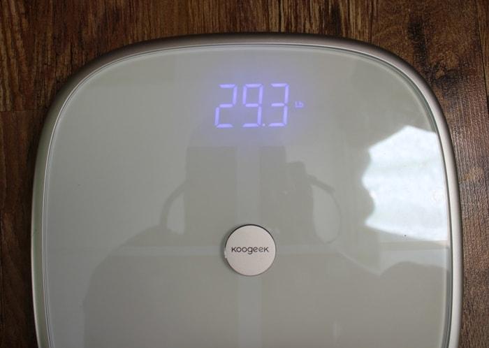 Умные весы Koogeek
