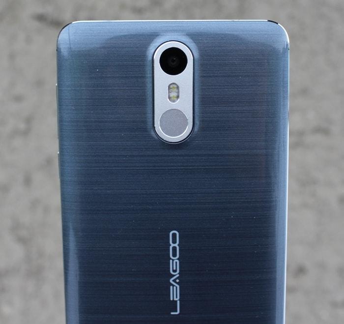 Камера Leagoo M8