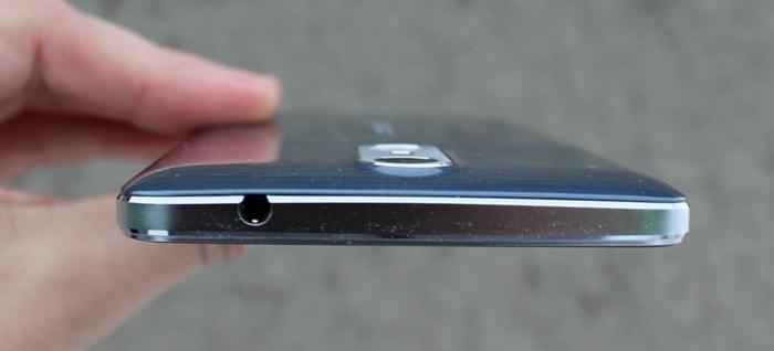 Разъем 3,5 мм в Leagoo M8