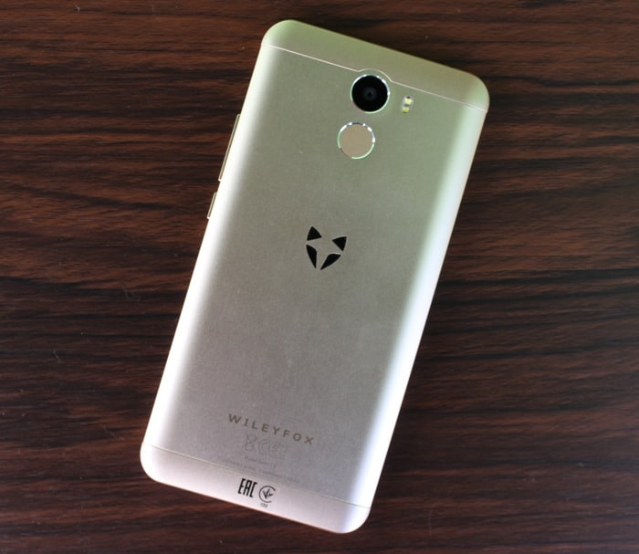Задняя панель Wileyfox Swift 2 X