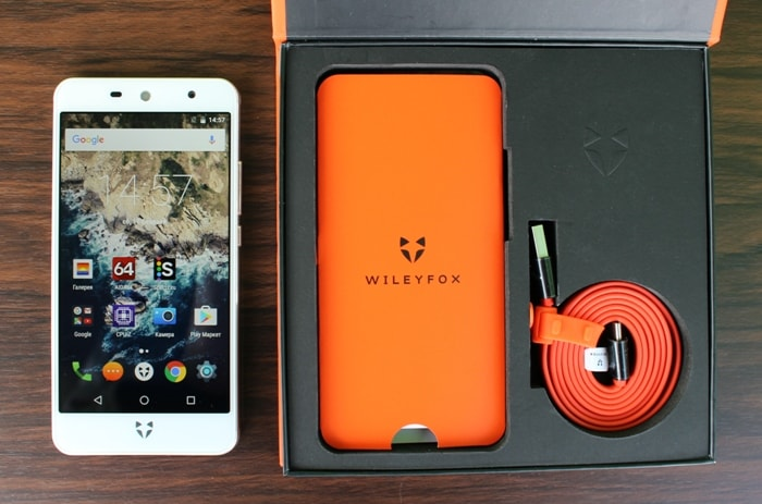 Обзор Wileyfox Swift 2 X
