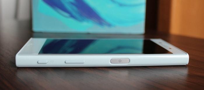 """Кнопка """"Домой"""" на Xperia X Compact"""