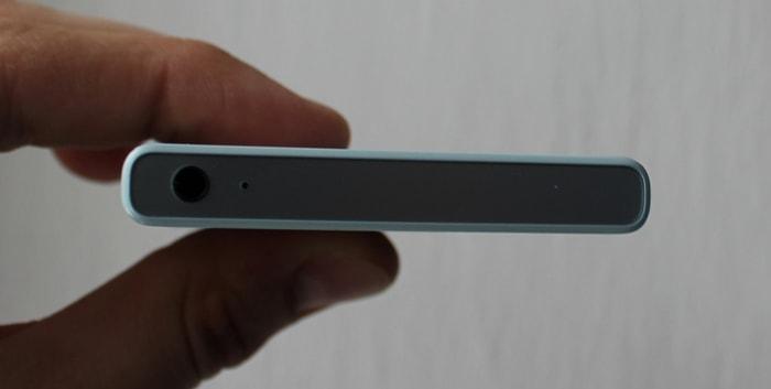 3,5-мм на Xperia X Compact