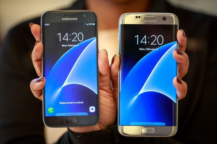 Samsung Galaxy S7 & S7 Edge