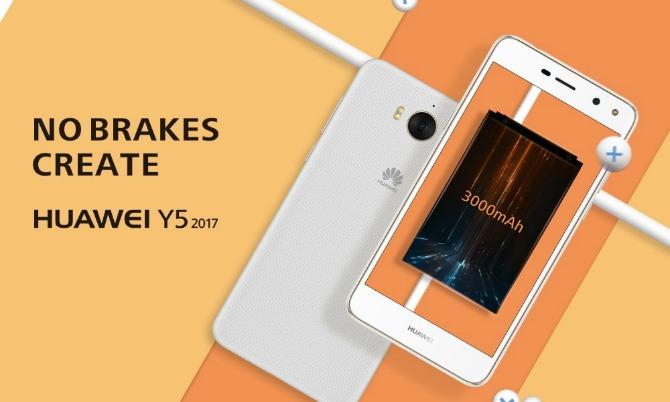 Huawei Y5 (2017)