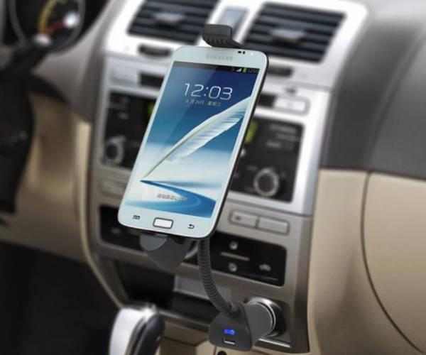 Крепление для смартфона в машину