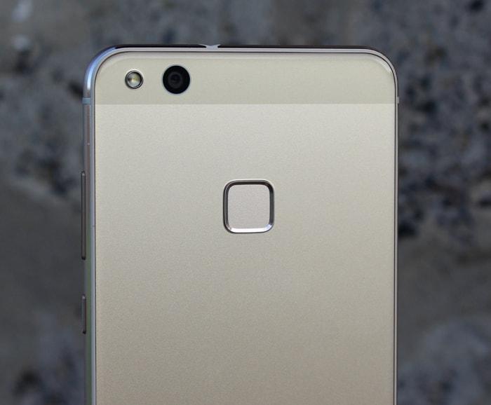 Сканер и камера Huawei P10 Lite